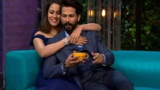 Look what Mira Rajput has to say about hubby Shahid Kapoor's film Padmavati