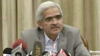 PM Narendra Modi Appoints Shaktikanta Das RBI Governor