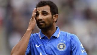 Indian pacer Mohammed Shami's father passes away due to cardiac arrest