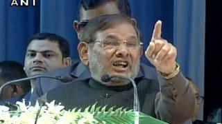 वोट की कीमत बेटी की इज्जत से बढ़कर है: शरद यादव