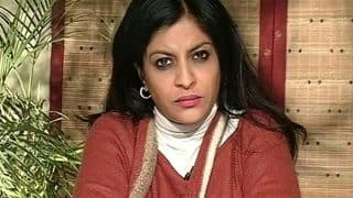 Delhi BJP Vice President Shazia Ilmi Accuses Ex-BSP MP of 'Misbehaving With Her', Case Filed