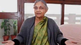 UP Assembly Elections 2017: Ready to withdraw as CM candidate if Congress, Samajwadi Party form alliance, says Sheila Dikshit