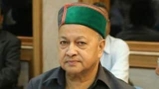 Himachal Pradesh Chief Minister Virbhadra Singh says Naldehra to be developed as international golf destination