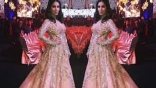 Lakme Fashion Week 2017: Sophie Choudry to turn showstopper for designer Abha Choudhary