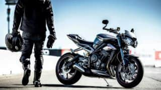2017 Triumph Street Triple to launch in India in June