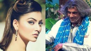 The Kapil Sharma Show: Hrithik Roshan cracks up as Sunil Grover tries to woo Kaabil hottie Urvashi Rautela!