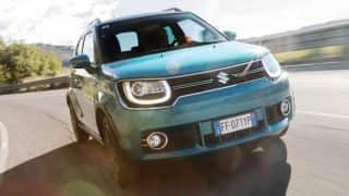Maruti Suzuki Ignis launch LIVE streaming: Watch the Live launch of Maruti Ignis India online