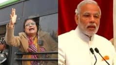 PM Modi seeks report for TMC's protest in front of…