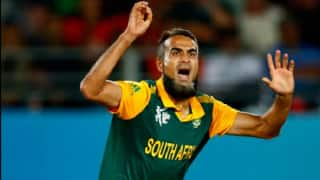 India vs South Africa 4th ODI: Proteas Spinner Imran Tahir Racially Abused, Watch Video