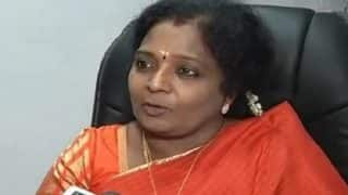 Tamil Nadu: Thootukudi District Court Orders FIR Against State BJP Chief Tamilisai Soundararajan Over Verbal Abuse