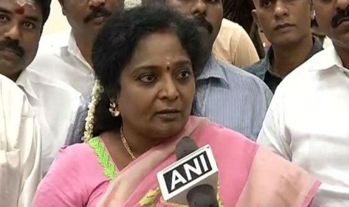 Image result for Case filed over vulgar comments against Tamil Nadu BJP chief on social media