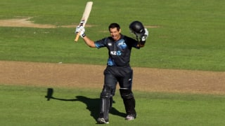 New Zealand vs South Africa: Ross Taylor achieves milestone ODI century