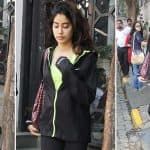 Clicked! Sridevi's daughter Jhanvi Kapoor on a lunch date with boyfriend Shikhar Pahariya! (See Pictures)