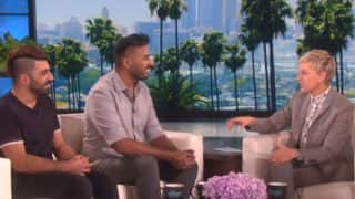 This gay Iraqi army couple's love story on The Ellen DeGeneres Show is inspiring as Muslim ban grips America