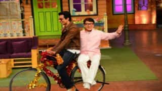 The Kapil Sharma Show: International star Jackie Chan graces Kapil's show with Sonu Sood!