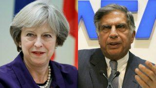UK will retain its 'internationalist' approach: Theresa May