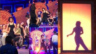 62nd Jio Filmfare Awards 2017: Tiger Shroff prepares for a special tribute to Michael Jackson, Prabhu Deva and Hrithik Roshan (Watch Videos)