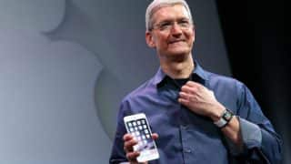 CEO Tim Cook Claims Apple Escapes Fallout of US-China Trade War
