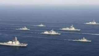 South Korea, US, Japan to hold joint maritime drills against North Korean threats
