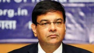 Demonetisation: RBI Governor Urjit Patel Appears Before Parliamentary Panel, Report to be Tabled in Monsoon Session