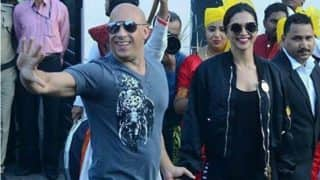 When Vin Diesel promoted xXx: Return Of Xander Cage and couldn't stop hitting on the interviewer! Watch Video!