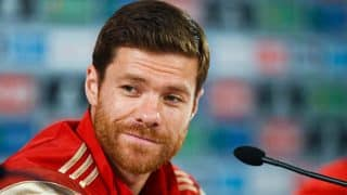 Xabi Alonso to play last game of his career today
