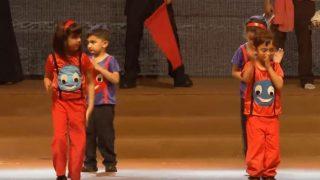 वायरल हुआ आराध्या और आजाद का डांस वीडियो, आमिर और बच्चन फैमिली  ने जमकर बजाई तालियां