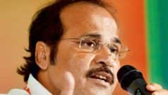 Congress Names Adhir Ranjan Chowdhury as Its Leader in Lok Sabha
