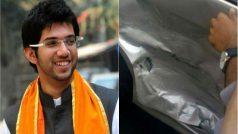 Aaditya Thackeray's BMW collides with another vehicle, none hurt