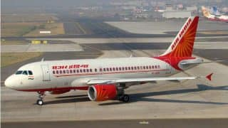 Air India pilot risks lives, continues to fly plane despite bird-hit