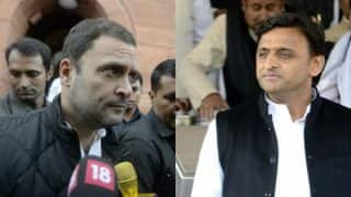 Uttar Pradesh Assembly Elections 2017: Congress-Samajwadi Party alliance likely to be finalised today