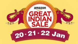 Amazon India Great Indian Sale: Day 1 deals and Amazon Prime exclusives