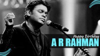 गायक आमिर हसन ने ए. आर. रहमान को किया सलाम, जन्मदिन पर डेडीकेट किया फिल्म रोज़ा का ये गाना
