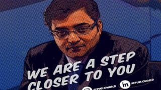 Arnab Goswami is back with Republic; says 'will see you soon'