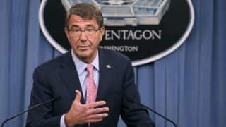 Defence relationship with India on excellent path: Pentagon