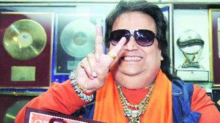 Bappi Da shoots in LA for Running Shaadi song 'Pyar Ka Test'