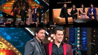 Bigg Boss 10 Weekend Ka Vaar 21st January 2017 LIVE Updates: Raees star Shah Rukh Khan and Salman Khan sing their favourite songs on the show!