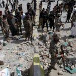 Twelve killed, over 30 injured as blast rocks Pakistan