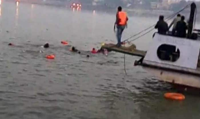 Maharashtra: Five Drown, 39 Rescued After Boat Capsizes in Narmada River