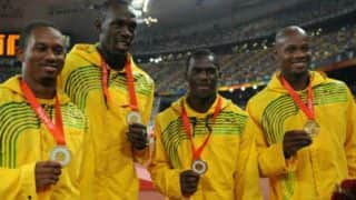 Usain Bolt loses 2008 Olympic relay gold in teammate's doping case