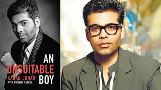 Shah Rukh Khan unveils Karan Johar's biography: 6 confessions made by KJo in  'An Unsuitable Boy'
