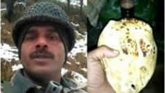 BSF constable's video on poor quality of food goes viral,…