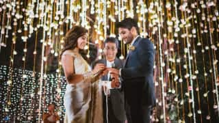Samantha Ruth Prabhu and Naga Chaitanya are now engaged! Tollywood's cutest couple is giving us major couple goals! VIEW PICS!