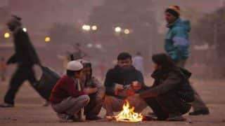 Western disturbance leads to rise in minimum temperature in Jammu & Kashmir, Rajastan, Delhi
