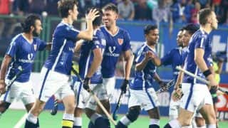Hockey India League 2017: Dabang Mumbai see off Delhi for hat-trick of wins