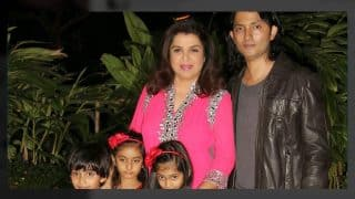 Shirish Kunder was trolled about his children's religion on Twitter, he shut them up with this befitting reply and Twitterati approves