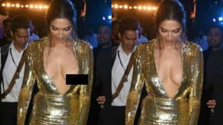 Deepika Padukone nip slip wardrobe malfunction pic from xXx: Return of Xander Cage premiere is FAKE! See original picture here