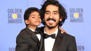 Golden Globe Awards 2017: Dev Patel, Sunny Pawar introduce Lion at 74th Golden Globe