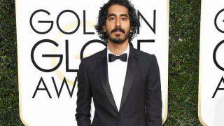 Golden Globe Awards 2017: Move over Priyanka Chopra's glittery Golden Globe Awards look, we love Dev Patel's hunky look!
