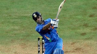 MS Dhoni: Champions Trophy could be swansong of Mahi's cricketing career